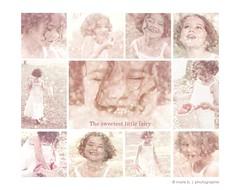 Mosaic Fairy (marie b&b | photographie) Tags: portrait girl beautiful beauty face fashion canon soft child sweet naturallight fairy nostalgic romantic littlegirl sweetness enfant canon500d childportrait softcolours 2470mmlusm