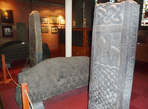 Carved Stones at Govan Old Church