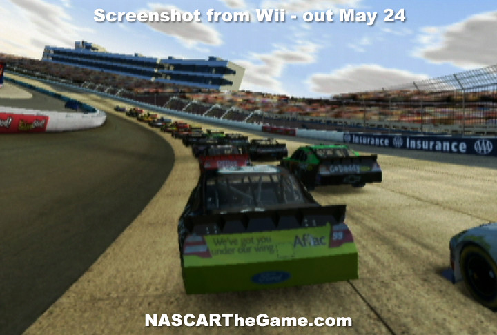 nascar wii 2011. Game 2011 for Nintendo Wii