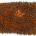 Vintage shaggy rug