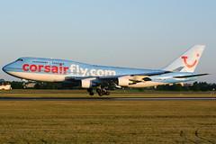 Orly 747-400 F-HLOV corsairfly.com (Maxime Thibert - Jet 4U Aviation Photography) Tags: corsair boeing orly grue 747400 744 ory lfpo fhlov