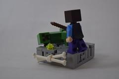 Minecraft - Monster Hunter (TheRoyalBrick) Tags: minecraft foitsop vignette