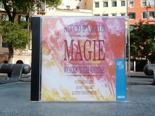 Nuccio D'Angelo Magie