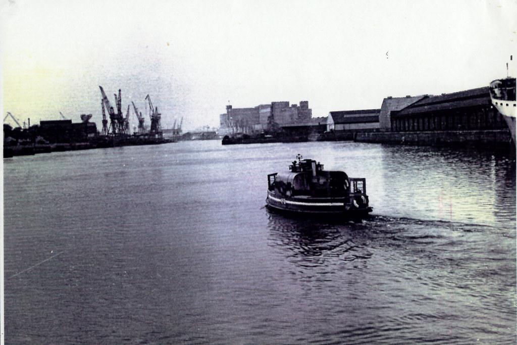 Govan Ferry, 1977.