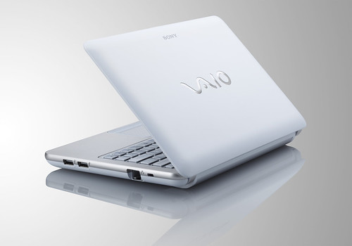 VAIO W series: Sugar White