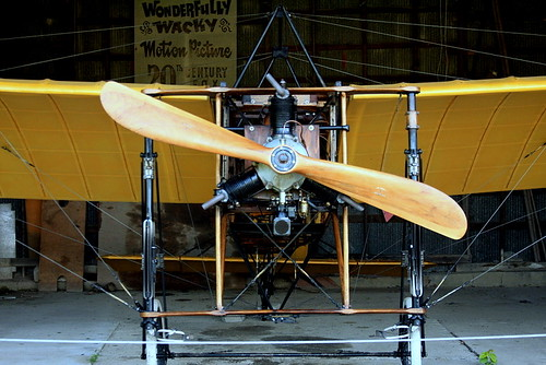 This original 1909 Blériot XI serial # 56 is the oldest flying airplane in the United States