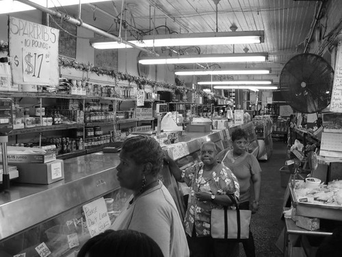 Italian Market neighborhood, Philly.