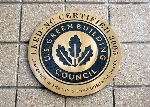 Central Station LEED Certification
