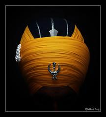 My Turban - My Pride! (Harnav Bir Singh) Tags: india dal budha turban sikh punjab pugh singh tarna khalsa headgear pugg sikhi dastaar dumalla panth akj dastar nihung sgpc damdami taksal shiromani dumala akaali