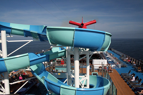 The Slide (Carnival Splendor)