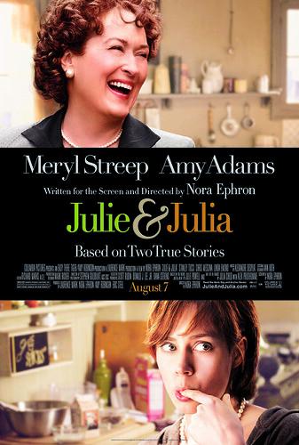 Meryl Streep - Julie&Julia poster