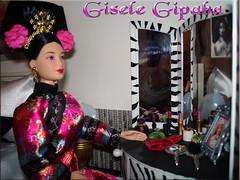 Bedroom of Barbie (Gipaba) Tags: bedroom doll princess vanity barbie diorama collector silkstone gipaba