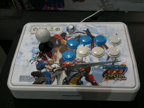 Tatsunoko vs. Capcom Fight Stick