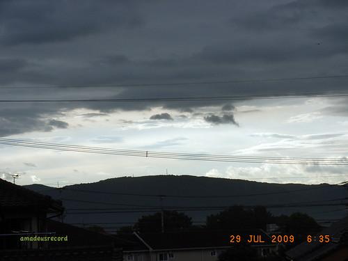 雲のリフレクター
