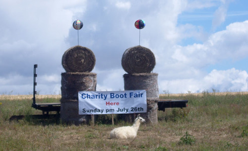 Charity Boot Fair