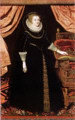 Elizabeth Vernon, Countess of Southampton, 1622 (lisby1) Tags: portrait 17thcentury vernon 16thcentury tudors elizabethi southamption wriothesley