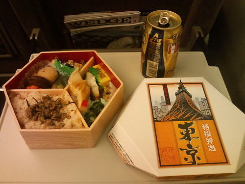 【ビール】駅弁・弁当で酒を呑むスレ【日本酒】