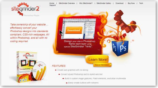 3807216317 de1bd51cb3 o Sitegrinder: 快速将PSD文件生成任意XHTML+CSS网页  By  Web2.0 盗盗
