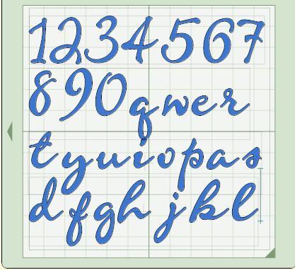 Gyspy Font Image Previews