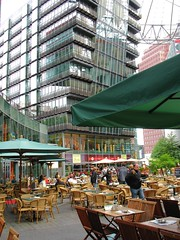 Sony Center, Berlin (c2008 FK Benfield)