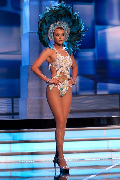 Traje Típico de Miss Uruguay