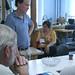 David Crane, Jonathan Thornton, Amy Valuck and a Glass Bowl 1