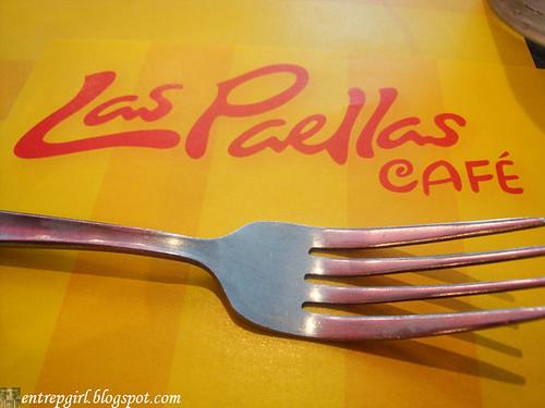 Las Paellas Cafe