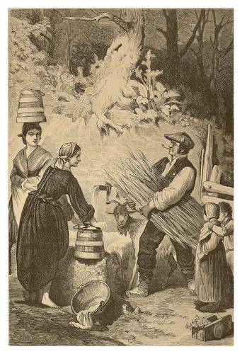 003- España - Campesinos vascongados 1871- Copyright 2009 álbum SIGLO XIX. Diputación Foral de Gipuzkoa