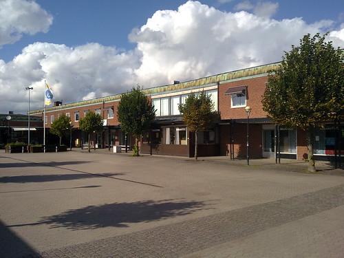 Bjuvs köpcentrum 2009