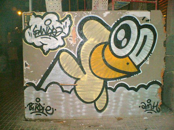 birdie amarillo