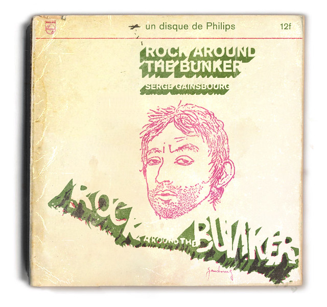 Serge Gainsbourg: Rock Around the Bunker