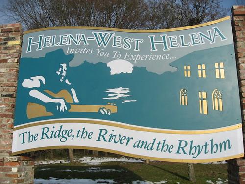 Welcome to Helena-West Helena