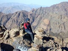 Paul made it to the top (4165 m) (Frans.Sellies) Tags: morocco maroc marokko toubkal jebeltoubkal المملكةالمغربية المغرب توبقال toubqal paulsellies