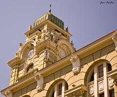 Arquitetura em Porto Alegre - Brasil (Jean Freitas) Tags: portoalegre monumentos prediosantigos prdioshistricos theodorwiederspahn construeshistricas