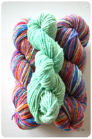 Semi Custom Slot for Stash Up Yarns Mary Alice on Marr Haven