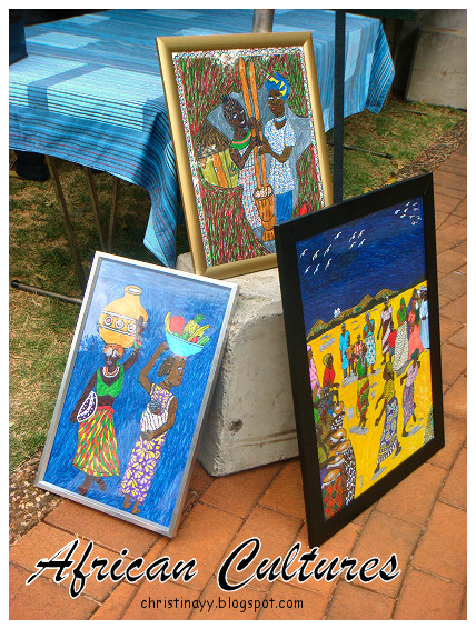 USQ Toowoomba: The African Cultural Day