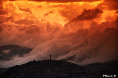 The Voices of the Clouds - Las Voces de las Nubes (Bernai Velarde Photography ) Tags: clouds america canon eos quito ecuador south el nubes sur panecillo velarde 50d bernai