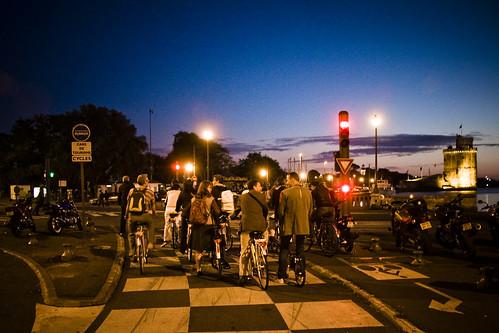 La Rochelle: Cycling Nuit