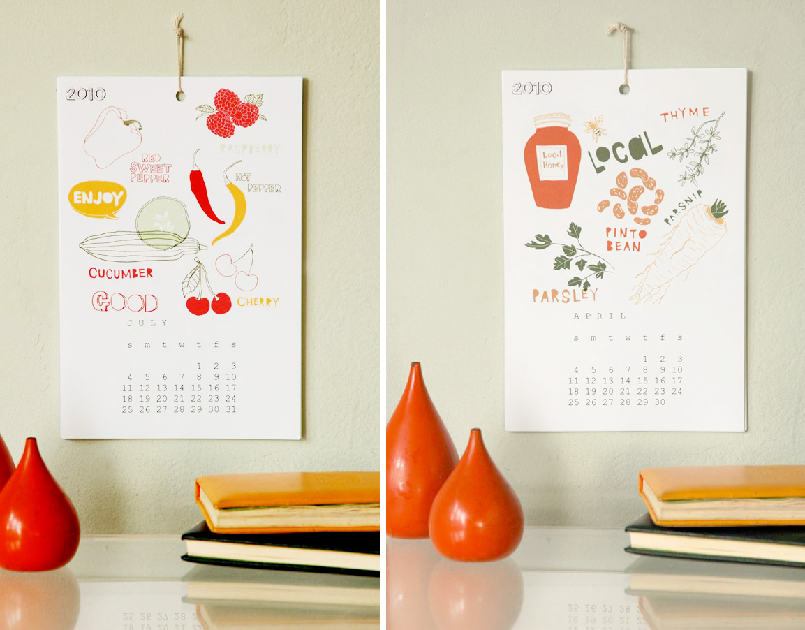 Calendars Wall Decor8