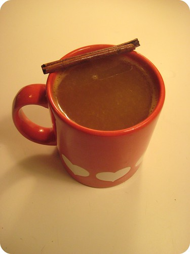 Hot apple cider is the best thing about fall.