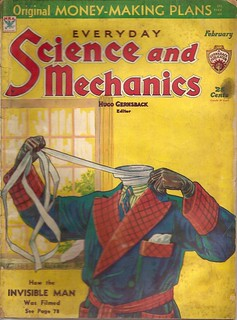 Science and Invention, Feb., 1934