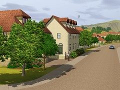 Murano: France - Detail por The Sims 3 Simposium