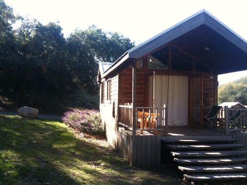 Cabin again