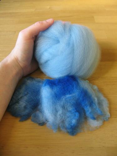 blue cormo top