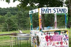Farm Stand (nayr) Tags: portland farm painted maine picasa olympus zuiko e500 farmstand 43rds