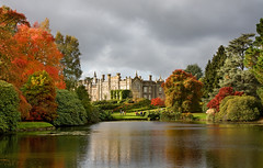 Sheffield Park #2 (Studyjunkie) Tags: park uk greatbritain autumn trees england lake reflections landscape britain gb statelyhome nationaltrust fp eastsussex sheffieldpark landscapegarden autumncolour explore25