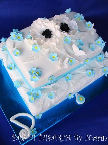 WEDDING CAKE- DERYA AND OZAN