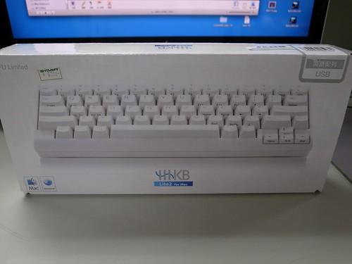 HHKB Lite 2 Mac版 - 01