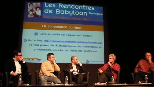 Rencontres Babyloan - conférences