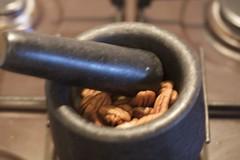 4098968294 7c4fc6665e m Grandmas Sticky Cinnamon Pecan Rolls With A Brandy Glaze